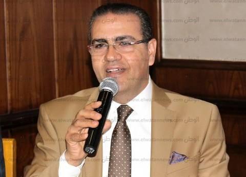 رئيس جامعة المنصورة يشكر وزير التعليم العالي بعد رفض إقالته