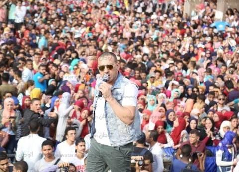 """معهد الدراسات العليا بجامعة عين شمس ينظم """"يوم المرح"""""""