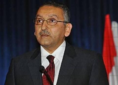 """سفير مصر بواشنطن: """"الشعب الأمريكي طيب.. والجيش المصري يمسك الخشب"""""""