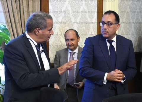 رئيس الوزراء يتابع خطة التوسع في إقامة المناطق اللوجستية والتجارية