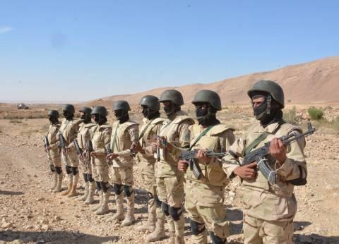 مقاتلون على الجبهة: «نواجه الإرهاب بصدور مفتوحة.. لتحيا مصر»