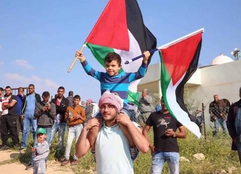"""السفارة الفلسطينية تحيي """"يوم الأرض"""" في بغداد"""