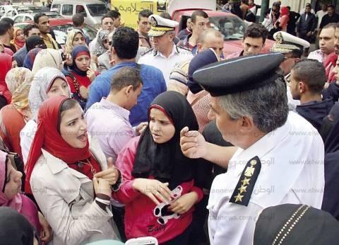 احتجاجات عمالية أمام «الوزراء والصحفيين ومحافظة السويس»