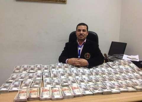 جمارك مطار برج العرب تحبط محاولة تهريب أكثر من نصف مليون جنيه