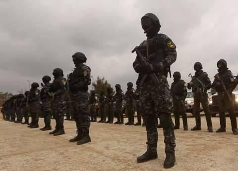 جامعة المنيا تشيد بالعمليات العسكرية لتطهير سيناء من الإرهاب