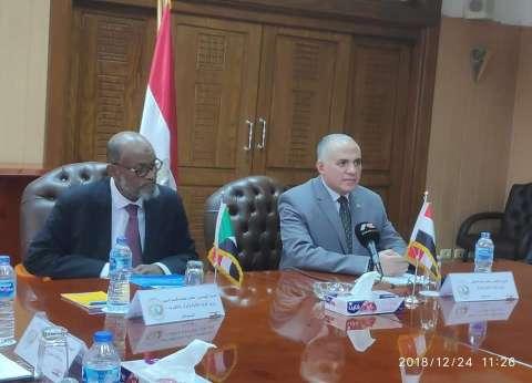 وزير الري: العمل مع السودان هو المحرك لتناول قضايا النيل