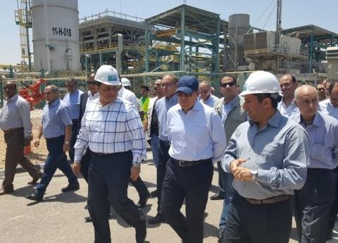 وزير البترول: نسعى لتحقيق الاستغلال الاقتصادي الأمثل للغاز الطبيعي