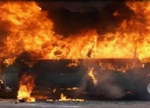 مباحث الدقهلية تكثف تحرياتها لضبط مشعلي النيران في سيارة وكيل نيابة