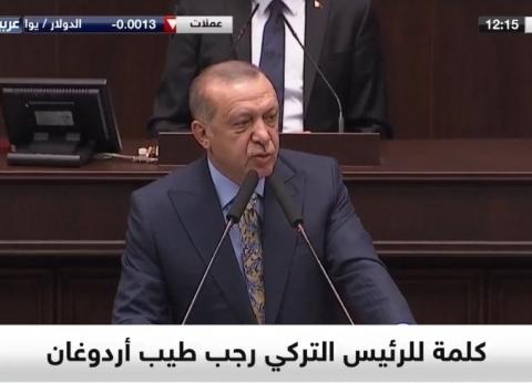 """أردوغان: لا يمكن أن نلصق تهمة قتل """"خاشقجي"""" للاستخبارات السعودية"""