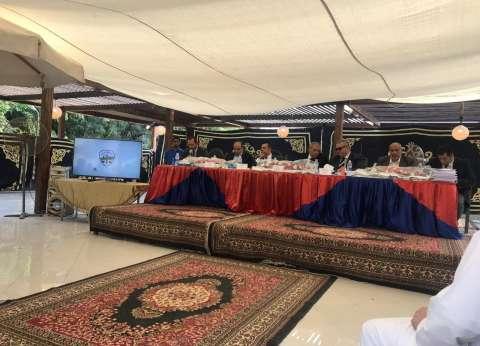 نادي قضاة مجلس الدولة يقيم دورة رمضانية لكرة القدم بدمياط