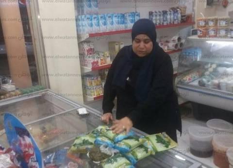 حملة مفاجئة من الطب الوقائي على أسواق الإسكندرية