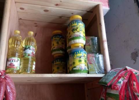 """""""كمين الريسة"""" يسمح بدخول مواد غذائية وتموينية إلى الشيخ زويد ورفح"""