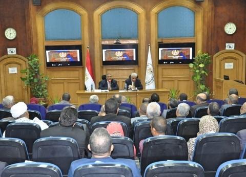 وزير التربية والتعليم يلتقي أعضاء المجلس الأعلى للأمناء والآباء للحديث حول النظام التعليمي الجديد