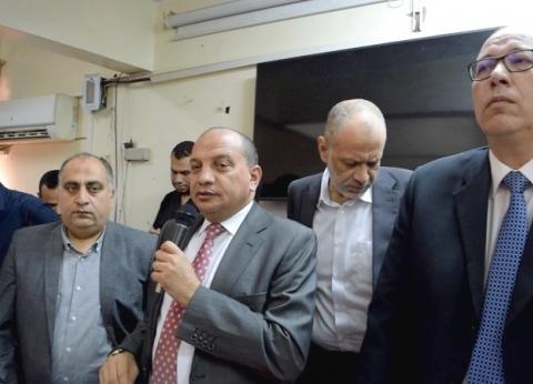 تعيين 81 معيدا وطبيب مقيم بمستشفى بني سويف الجامعي