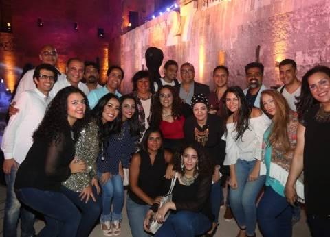 وزيرة الثقافة: مهرجان القلعة يعكس الصورة الحضارية لمصر