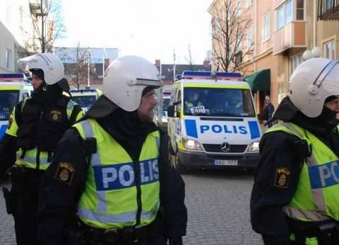 إصابة 7 أشخاص إثر حادث إطلاق نار في السويد