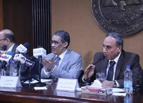 """بعد مؤشرات فوزه بالانتخابات.. ضياء رشوان يشكر """"عمومية الصحفيين"""""""