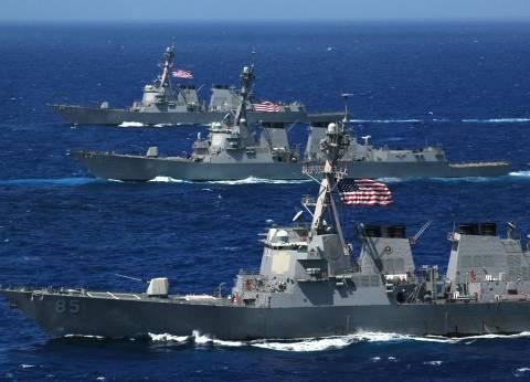 سفارة واشنطن بالقاهرة: البحرية الأمريكية تشارك في عمليات البحث عن حطام الطائرة المصرية