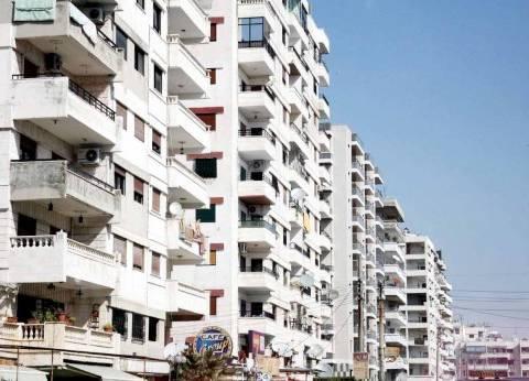 إخلاء عمارة سكنية بمركز مغاغة في المنيا بعد حدوث انهيار جزئي