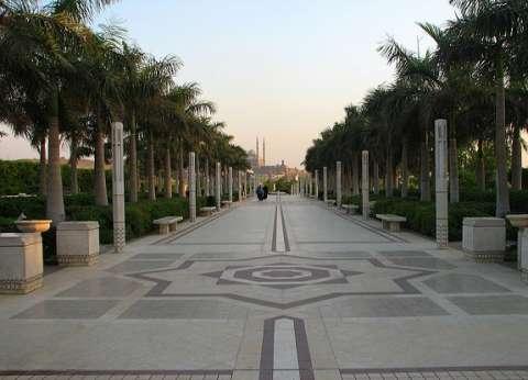 محافظ القاهرة: الانتهاء من تطوير حديقة الميريلاند خلال 2018