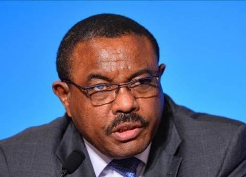 """رئيس الوزراء الإثيوبي: """"أديس أبابا"""" ملتزمة بتعزيز العلاقات الدبلوماسية مع مصر"""