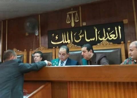 الحكم بالسجن المشدد لقتلة سكرتير المحكمة التأديبية بالمنصورة