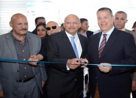 بنك قناة السويس يفتتح فرعا جديدا في بني سويف