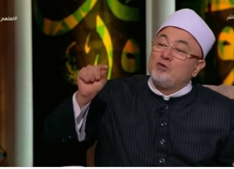 خالد الجندي: تعاون المسجد والكنيسة بمدينة نصر أفشل المخطط الإرهابي
