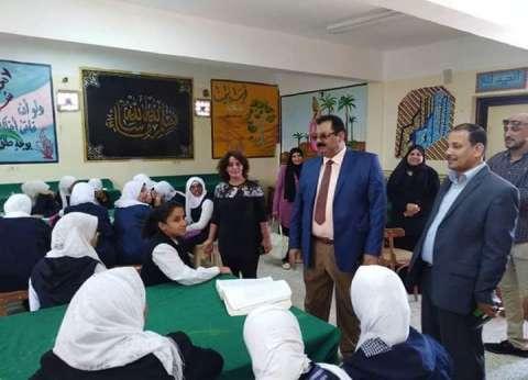 محافظ البحر الأحمر يكلف رؤساء المدن بالمرور على المدارس
