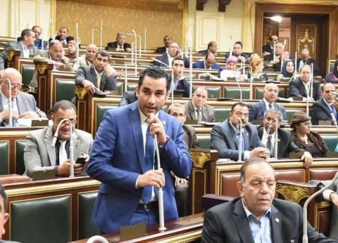 النائب أحمد علي يتقدم بطلب لإنشاء محطة مترو جديدة
