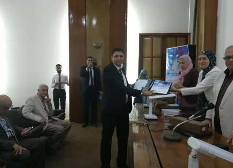 بالصور| بدء فعاليات ملتقى التوظيف الرابع بكلية الفنون التطبيقية في جامعة حلوان