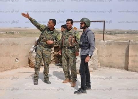 قوات «منبج» تسيطر على خط تماس 18 كيلومتراً وتتعرض لاستفزاز «الأتراك» و«درع الفرات»