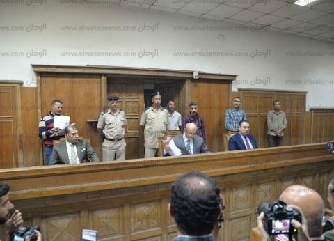 تأجيل محاكمة لاعب أسوان و43 آخرين بتهمة «الانضمام لداعش» لـ20 مارس