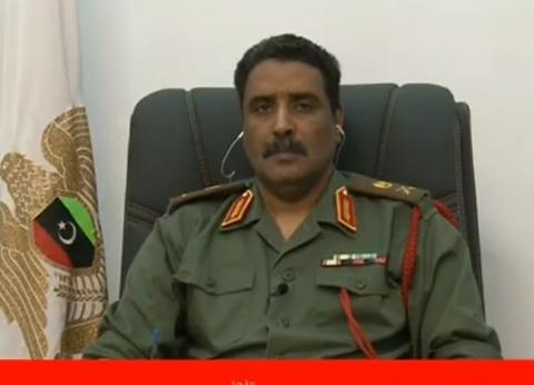 المسماري: حصرنا 86 خائنا للقوات المسلحة الليبية في غريان