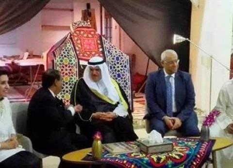 وزير الإعلام الكويتى: قلوبنا مفتوحة قبل أبوابنا للأشقاء فى مصر