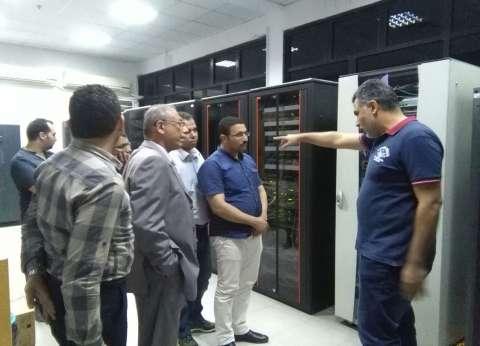 """جامعة سوهاج تطلق منحة التدريب الصيفي بالتعاون مع معهد """"ITI"""""""