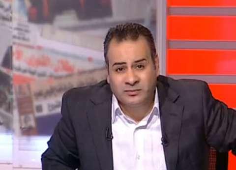 """القرموطي ساخرا: """"ضبطنا واحدة بتصوت في الانتخابات بإسكندرية النهاردة"""""""