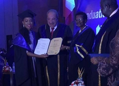 """""""إسلسكا"""" تحتفل بتخريج دفعة من حملة البكالوريوس والماجستير بأوغندا"""