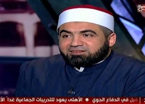"""داعية إسلامي: الدعاء في مسجد السيدة نفيسة """"مستجاب"""""""