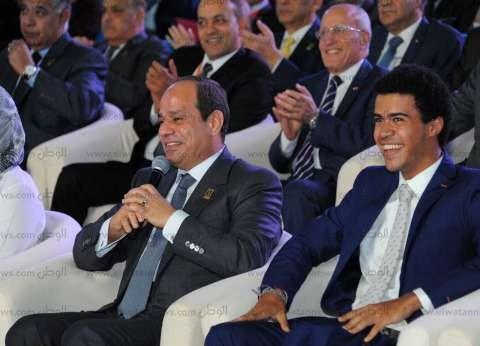 11 قرارا وتوصية من السيسي في ختام مؤتمر الشباب بالإسكندرية