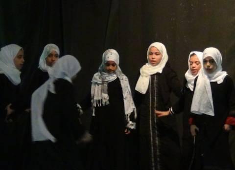 """اعتماد فريق """"مسرحة المناهج"""" في القناطر الخيرية بقصر ثقافة الشرفاء"""
