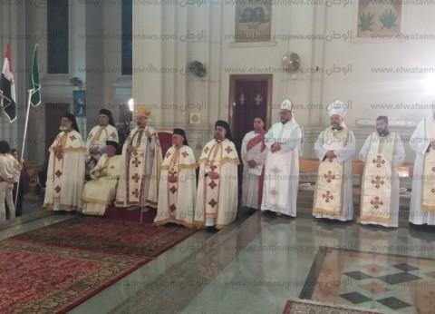 نص كلمة بطريرك الكاثوليك في قداس عيد الميلاد: نصلي من أجل مصر والسيسي