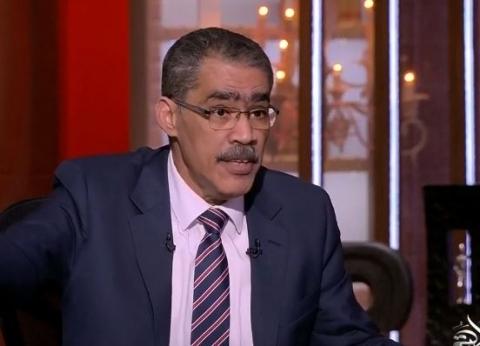 """القضاء الإداري يرفض استبعاد ضياء رشوان من انتخابات """"الصحفيين"""""""