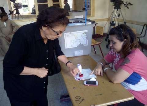 بالصور| إقبال محدود في انتخابات جولة الإعادة بسوهاج