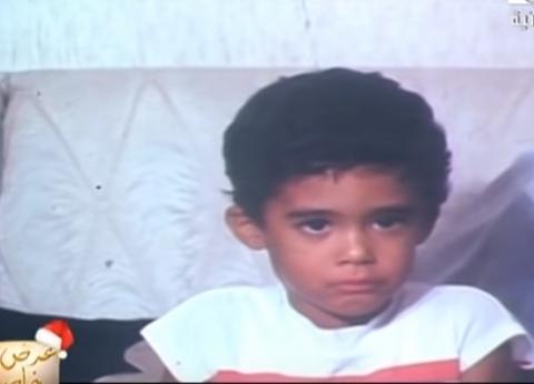 فيديو.. هيثم أحمد زكي وأمه وجده وخاله في حوار نادر عن quotتوريث الفنquot