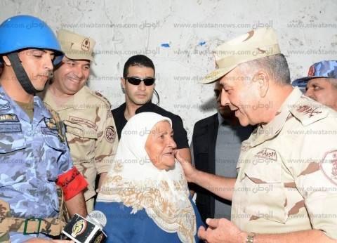 القوات المسلحة تعلن إجراءات تأمين الانتخابات الرئاسية