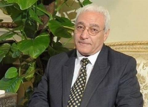 """أعضاء """"دينية النواب"""" يزورون المصابين بكنيسة مار جرجس داخل معهد ناصر"""