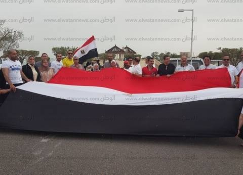 """""""الجزيرة فين.. المصريين أهم"""".. ناخبون بالكويت يردون على القناة القطرية"""