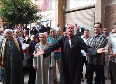 """""""ليلة رمضانية"""" داخل اعتصام عمال المحاجر بالشرقية: أصبحنا بلا مصدر رزق"""