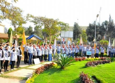 جوالة 14 جامعة مصرية يتنافسون بجامعة الأزهر من 1 لـ9 سبتمبر